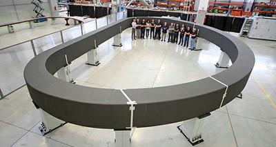 Fusione: il magnete più sofisticato al mondo comincia il suo viaggio verso ITER