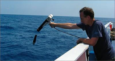 Ambiente: INGV, ENEA e GNV insieme per monitorare la temperatura del mar Mediterraneo