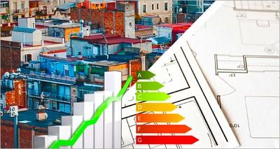 Mercato immobiliare 2019 . Forte aumento delle ristrutturazioni con standard energetici elevati