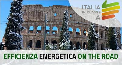 Roma: tappa finale del roadshow ENEA per l'efficienza energetica