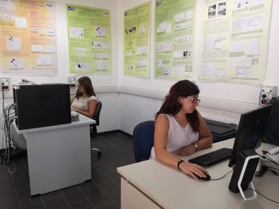 Laboratorio iSense&GISModeling CR Portici