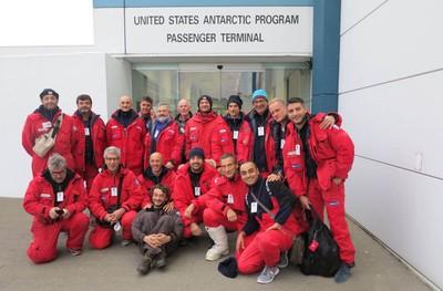 Antartide Partenza da Chch