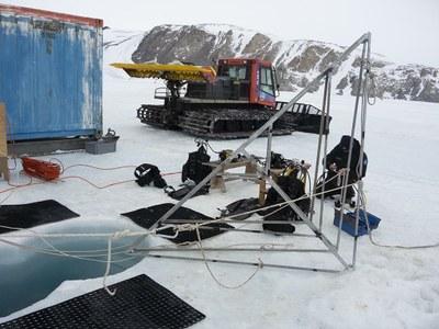 Mare di Ross Antartide