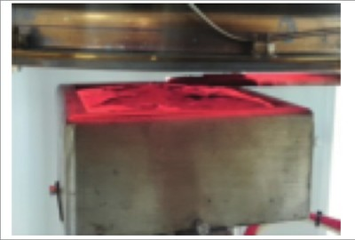 Prove al cono calorimetro effettuate su campioni di BasKer (a cura di CIRI-MAM)