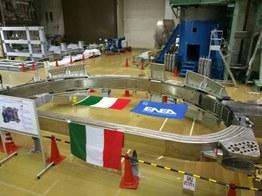 Prima bobina italiana in Giappone