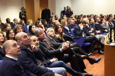 Marco Citterio, Roberto Morabito e Ilaria Bertini