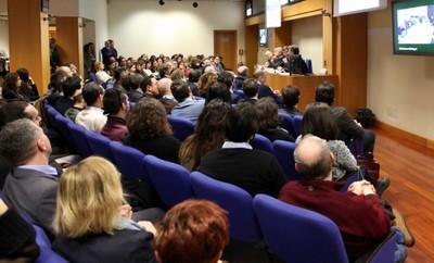 Sala convegni ENEA