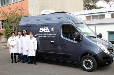 Laboratorio Mobile ENEA