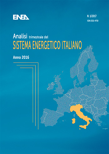 Bollettino Analisi Trimestrale ENEA 2016