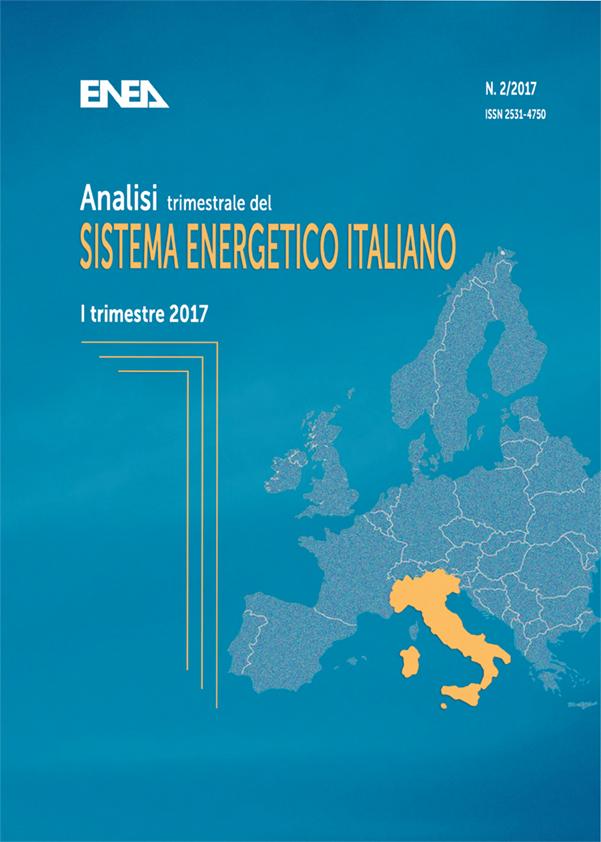 Bollettino trimestrale Analisi Energetiche