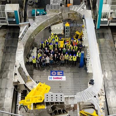 super magnete ITER