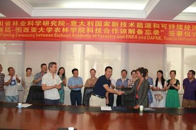 Agricoltura  cooperazione Italia-Cina