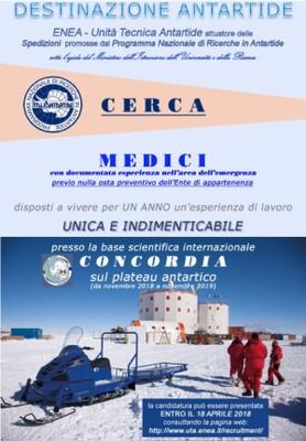 Medici in Antartide