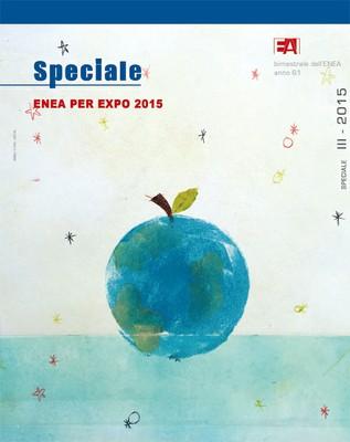 Cover Speciale ENEA per EXPO
