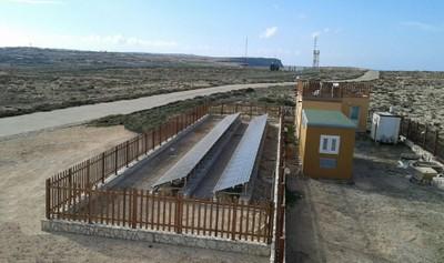 ENEA Impianto Lampedusa