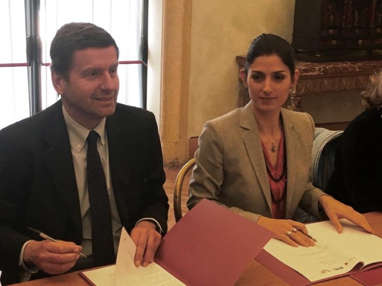 Accordo Comune di Roma ENEA GSE