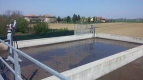 Impianto depurazione acque Granarolo