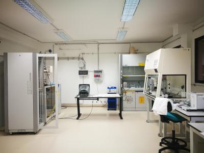 Frascati - Laboratorio Diamanti
