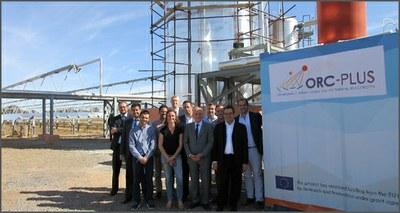 progetto europeo ORC-PLUS