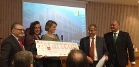 """PRODIGI classificato terzo nella Categoria """"Life Sciences"""" di Start Cup Lazio 2015"""