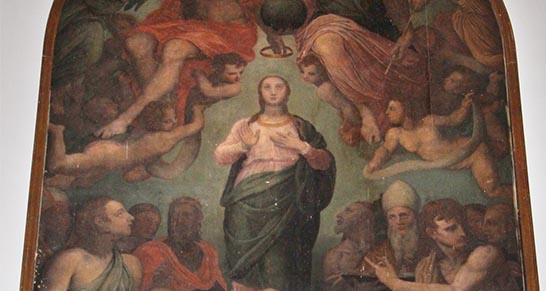 Pala del Bronzino