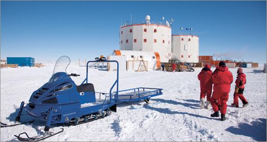 Antartide Stazione CONCORDIA