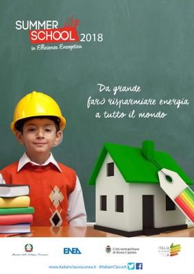 Summer School 2018 Efficienza Energetica
