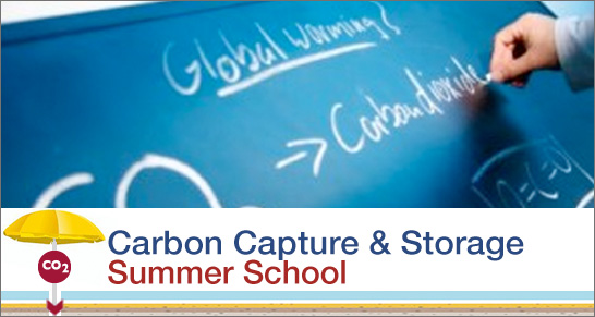 Summer School Carbone Capture e Storage