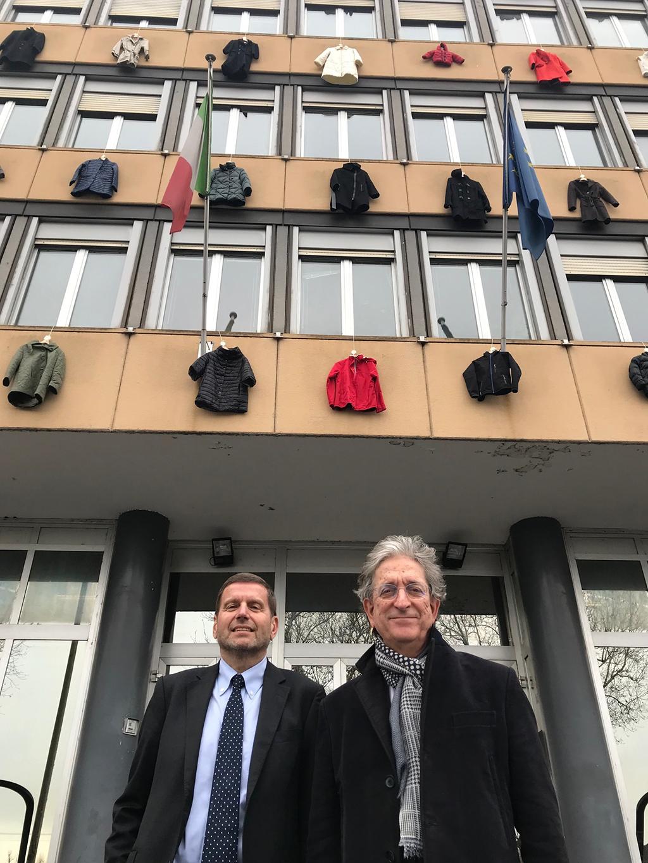 Federico Testa, del viceministro dell'Economia Enrico Morando