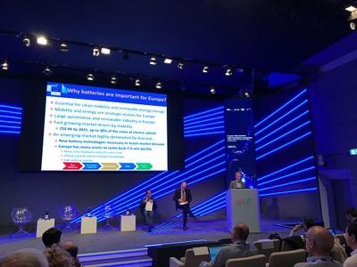 Aymard De Touzalin Deputy Head of Future&Emerging Technologies European Commission