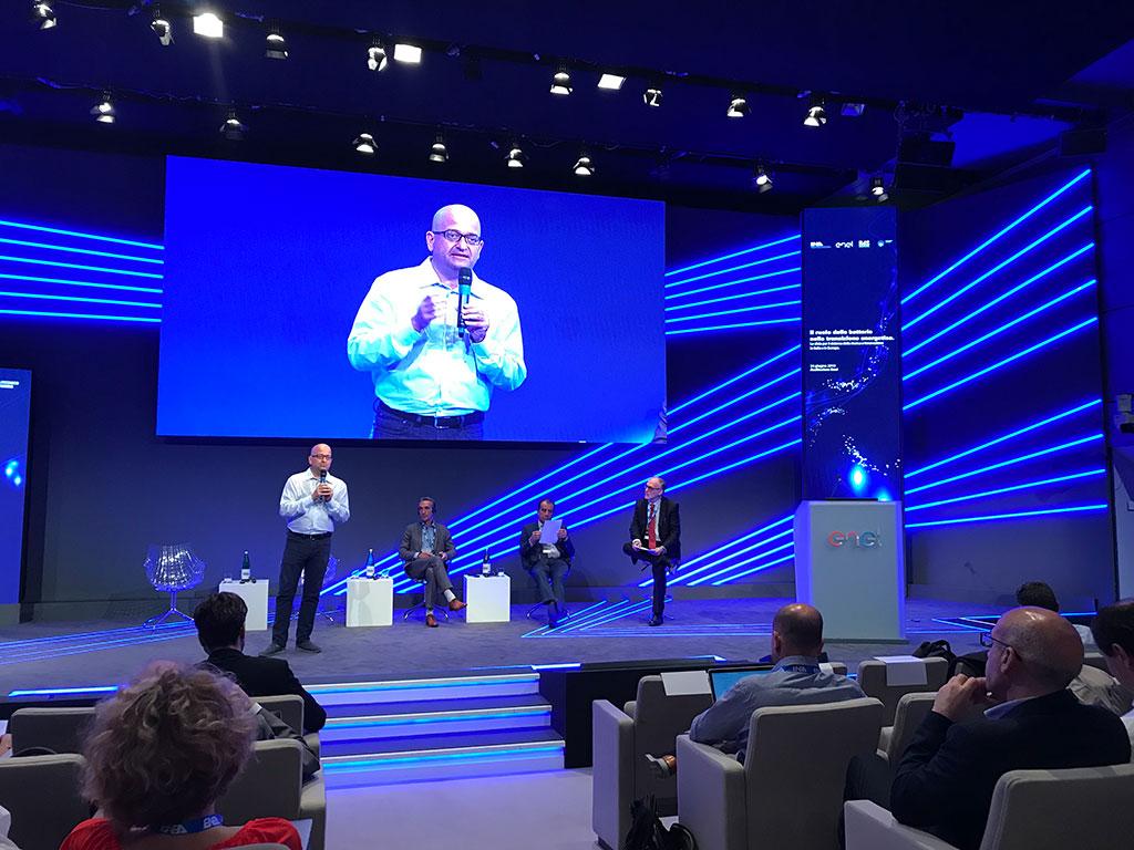 Ernesto Ciorra ENEL Direttore Funzione e Sostenibilità