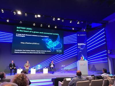 Kristina Edstrom Coordinatrice Battery2030 Manifesto