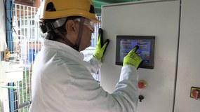 impianto biogestore ENEA