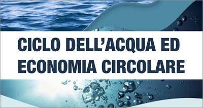 economia circolare per l'acqua