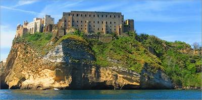 Palazzo d'Avalos a Procida