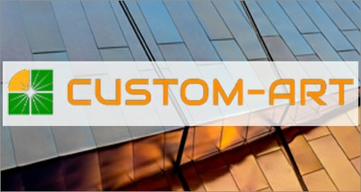 Logo Progetto CUSTOM-ART