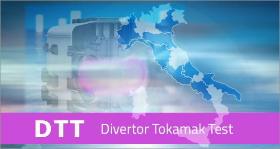 Divertor Tokamak Test