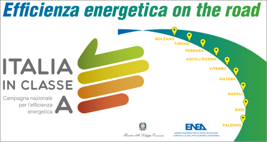 Efficienza Energetica on the road