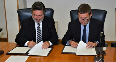 Firma Accordo ENEA - Environment Park