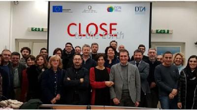 Foto di gruppo dei partecipanti alla riunione di avvio del progetto svoltasi presso la sede del DTA a Brindisi.