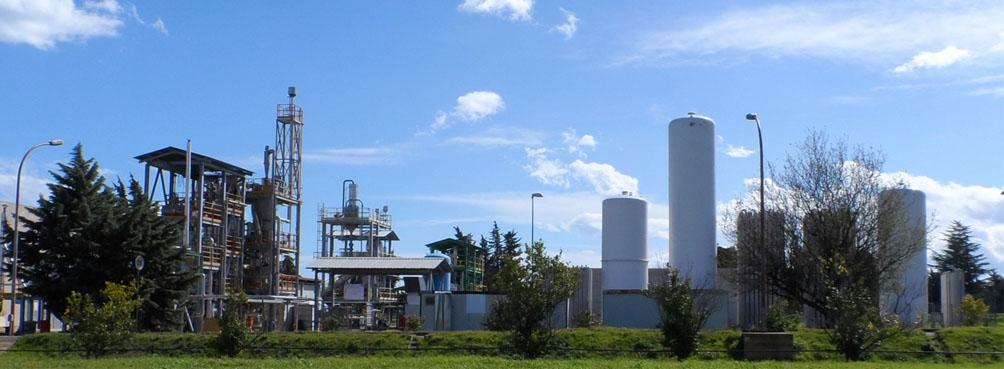 Impianti gassificazione