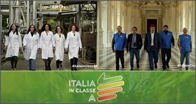 Italia in Classe A La serie