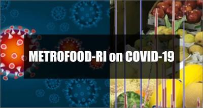 METROFOOD-RI on COVID-19