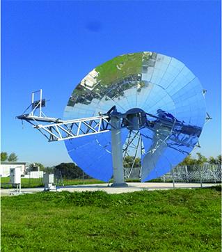 Solare a concentrazione ENEA