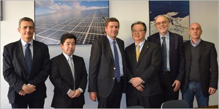 Accordo ENEA Toshiba