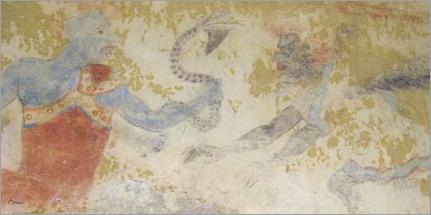 Tomba degli Azzurri