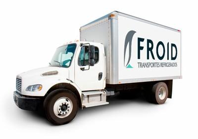 prototipo veicolo refrigerato