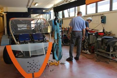 Mobilità prototipo ENEA