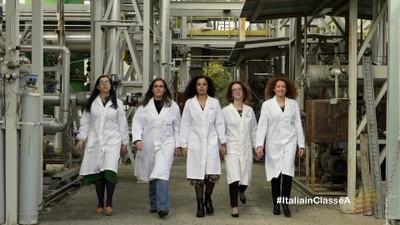 ricercatrici italia in classe A