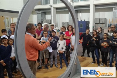 OpenDay2017 - Centro Ricerche Casaccia